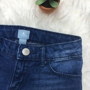 GAP Bottoms - Baby Gap•Blue Denim Midi Shorts